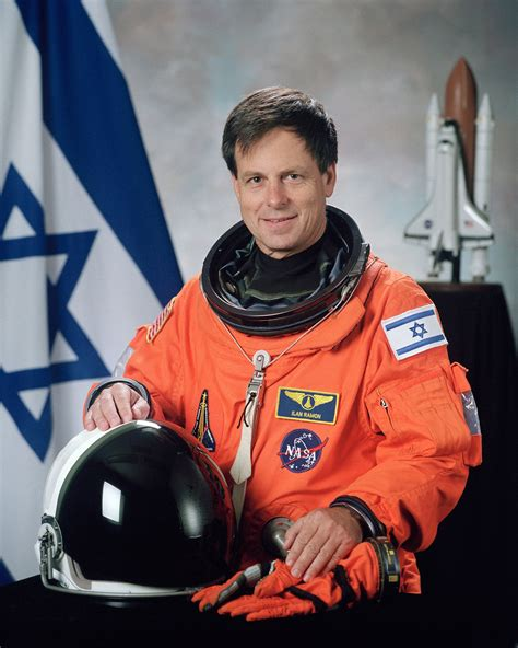 אילן רמון-אסטרונאוט