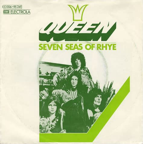 Seven Seas Of Rhye