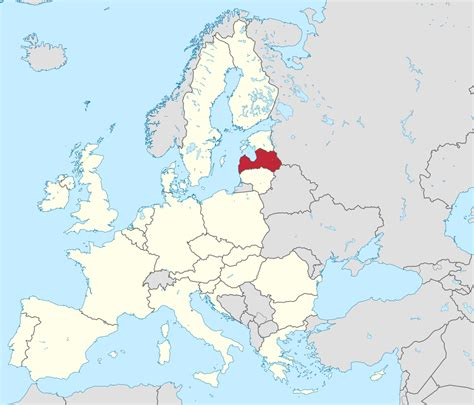 לטביה